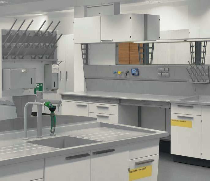 S l home for Arredi tecnici laboratorio